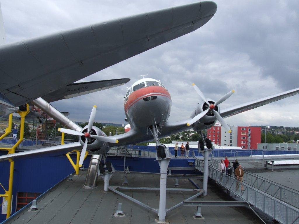 Ein weiteres Flugzeug