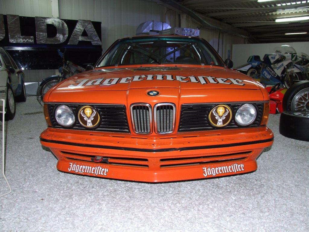 Jägermeister BMW