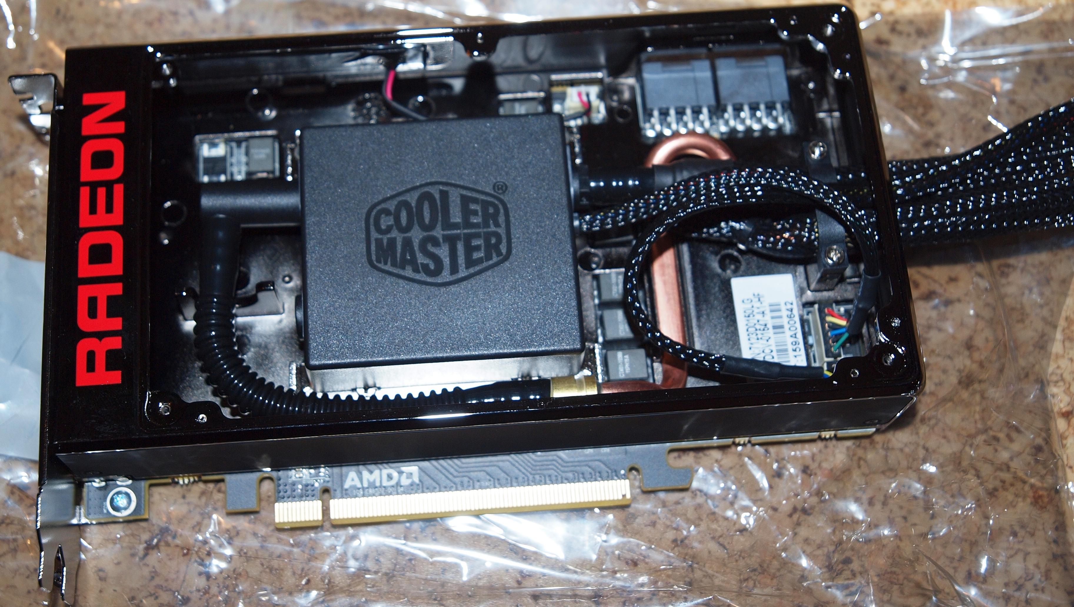 R9 Fury X: AIO water cooler teardown » <? bloginfo('name')